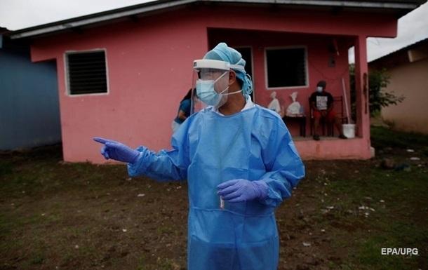 У світі понад 36,7 мільйонів людей захворіли на COVID
