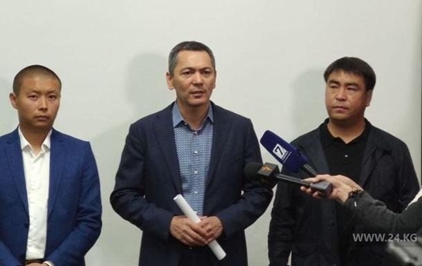 Часть оппозиционеров Кыргызстана объединилась в борьбе за власть