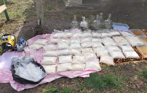 CБУ накрила лабораторію наркосиндикату