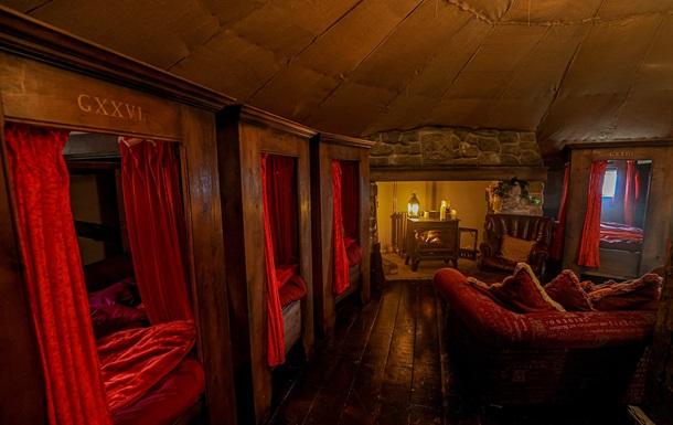 В Англии открыли номер-общежитие Гриффиндора из Гарри Поттера