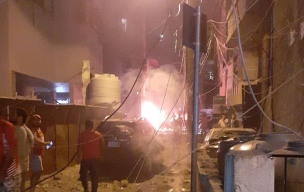 У Бейруті прогримів вибух у житловому кварталі