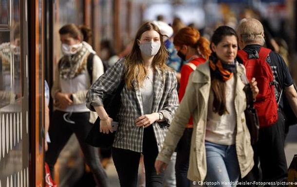 COVID-19: в Европе - впервые более 100000 случаев за сутки