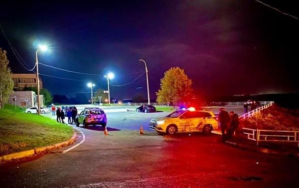 В Херсоне произошла стрельба, есть раненый