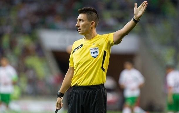 Стало известно, кто обслужит матч Украина - Испания в Лиге наций