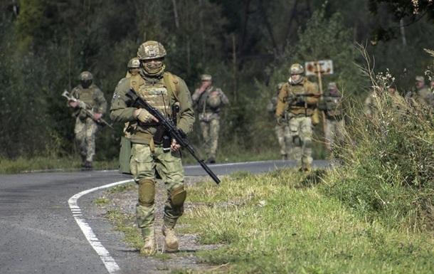 Сепаратисты обстреляли позиции ООС возле Водяного