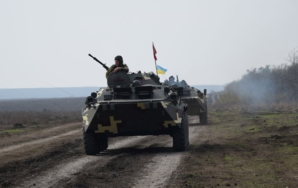 На Донбассе за сутки один обстрел, потерь нет