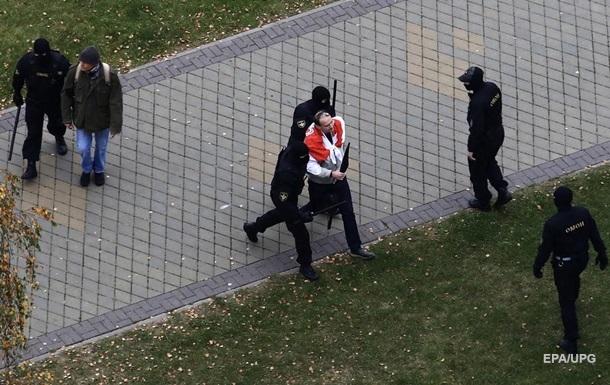 В Беларуси число задержанных увеличилось до 500