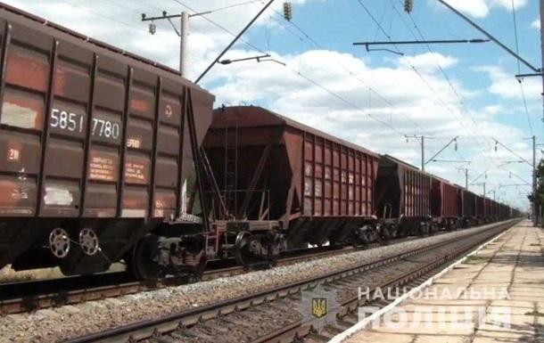В Одессе юноша обгорел на крыше поезда во время селфи