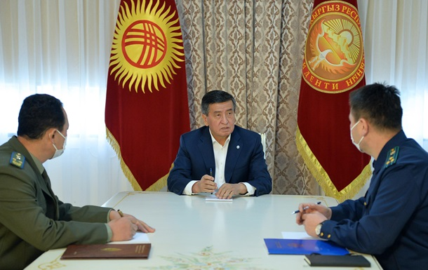 В столице Кыргызстана повторно ввели режим ЧП