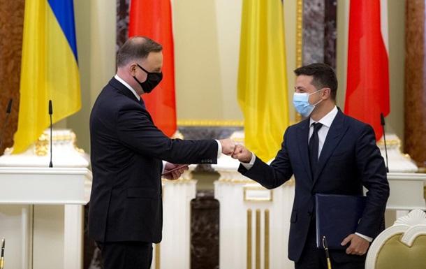 Зеленский рассчитывает на Польшу по членству в ЕС