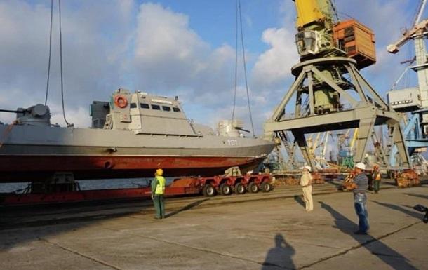 Украина построит две новые военно-морские базы