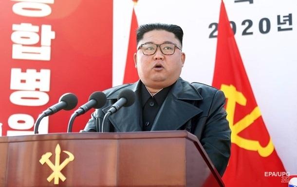 Кім Чен Ин розплакався під час урочистої промови