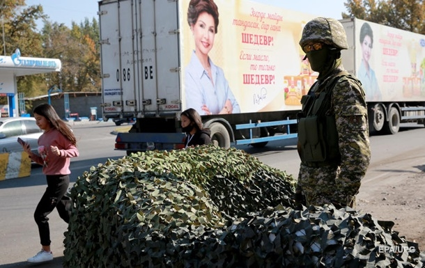 В Бишкеке после введения режима ЧП стабилизировалась ситуация
