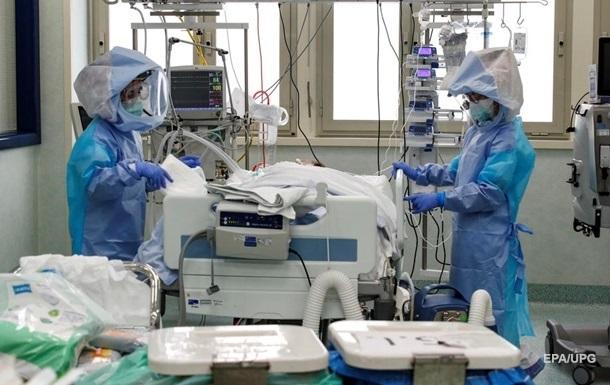 В Британии больше госпитализированных с COVID-19, чем было весной