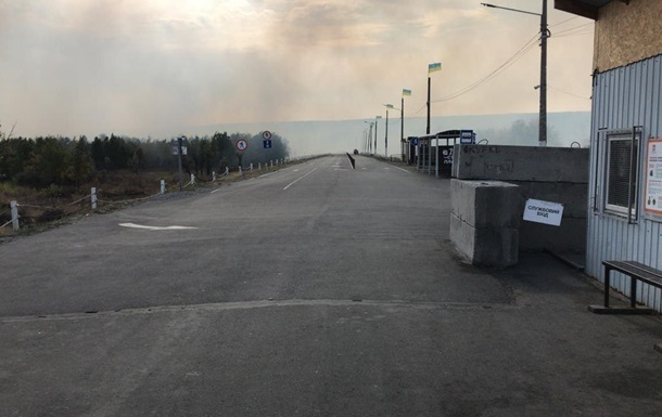 Украина закроет КПВВ Станица Луганская на карантин