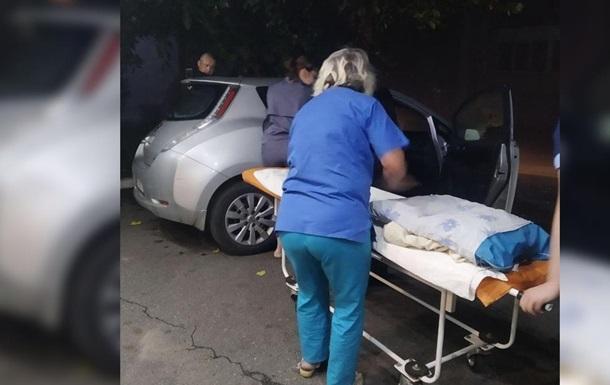 В Днепре мужчина в такси принял роды у жены