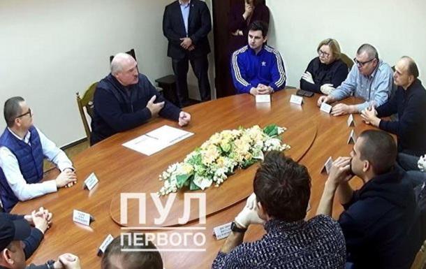 Белорусский оппозиционер прокомментировал встречу с Лукашенко в СИЗО
