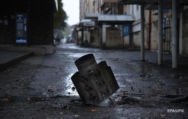 Вірменія заявила про особливо тяжкі бої в Карабаху