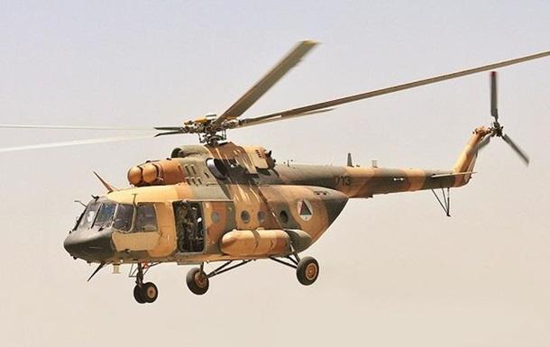В Афганистане при столкновении двух вертолетов погибли 15 человек – СМИ