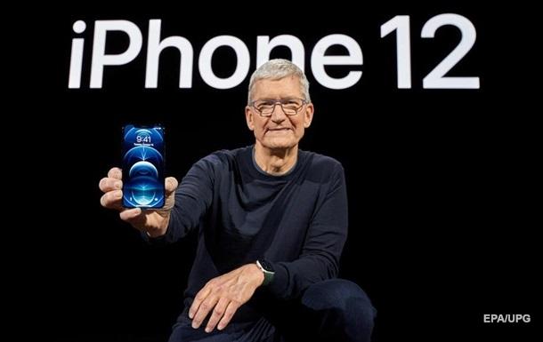 Новый Apple iPhone 12