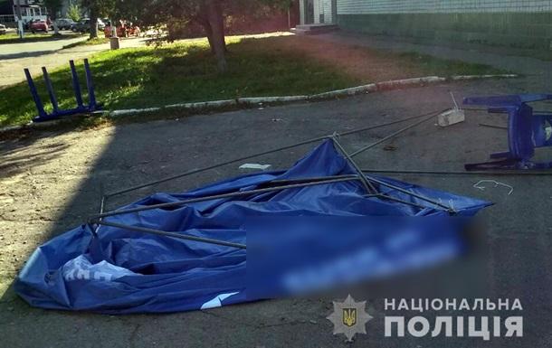 На Черниговщине произошла стрельба из-за партийной палатки