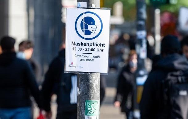 Коронавірус: в Німеччині посилюють протиепідемічні заходи