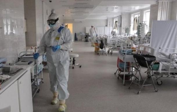 На Харьковщине больных COVID-19 кладут в коридорах больниц
