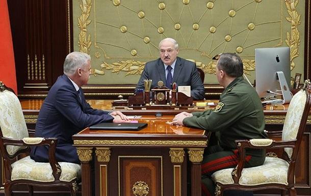 Лукашенко заявил, что учения в Беларуси образумили западные страны