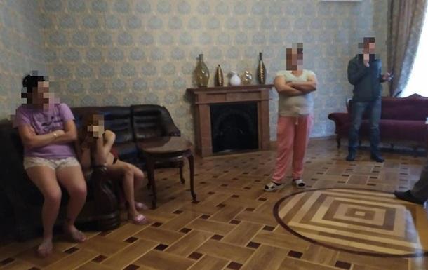 В Одессе полицейский организовал сеть борделей