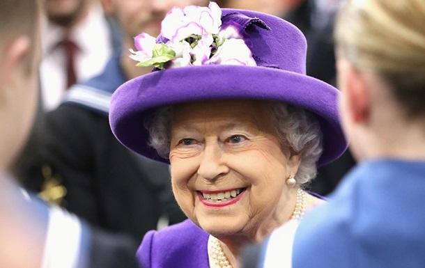 Елизавета II посетила занимающийся секретными исследованиями центр