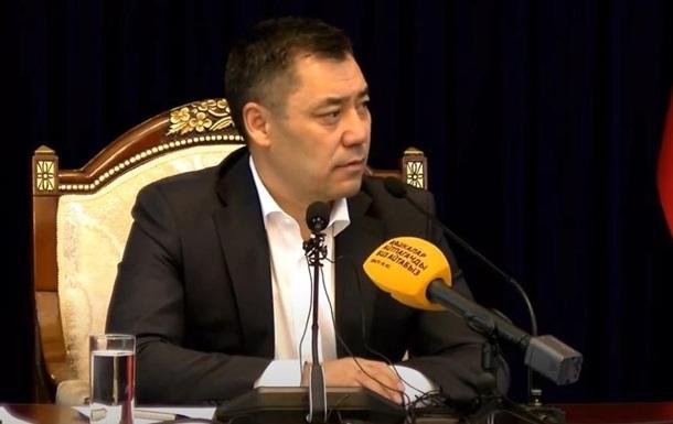Премьер Кыргызстана заявил, что возглавит страну