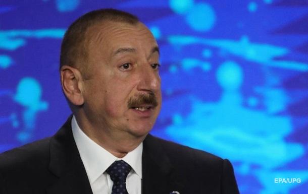 Алиев заявил об освобождении до 50 сел в Карабахе