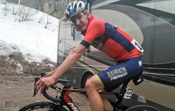 Украинец Падун занял второе место на этапе Джиро д'Италия