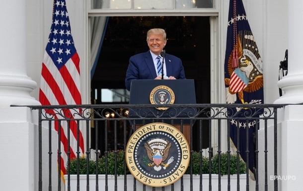 Трамп: Я не хочу передачи власти