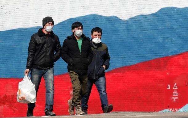 COVID-19: в России впервые выявили более 15 тысяч инфицированных