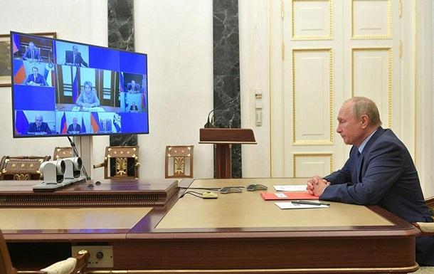 Путін запропонував продовжити договір СНО-3 на рік