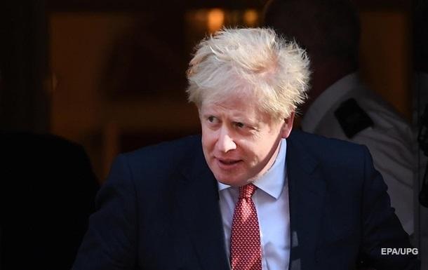 Джонсон заявив, що угоди з ЄС щодо Brexit не буде