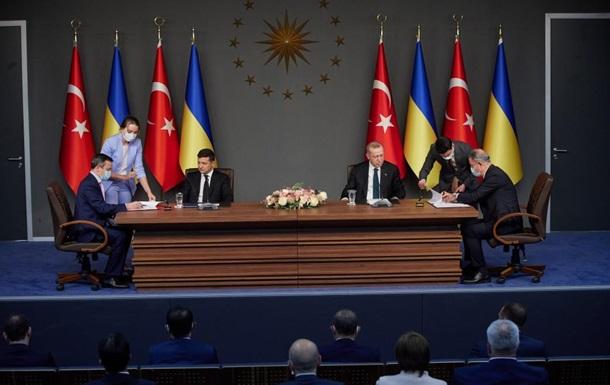 З явилися деталі військових договорів України і Туреччини