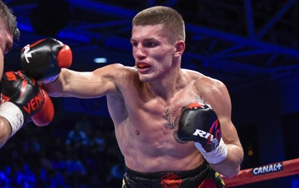 Українець Іванов завоював у Німеччині титул WBC у другій середній вазі