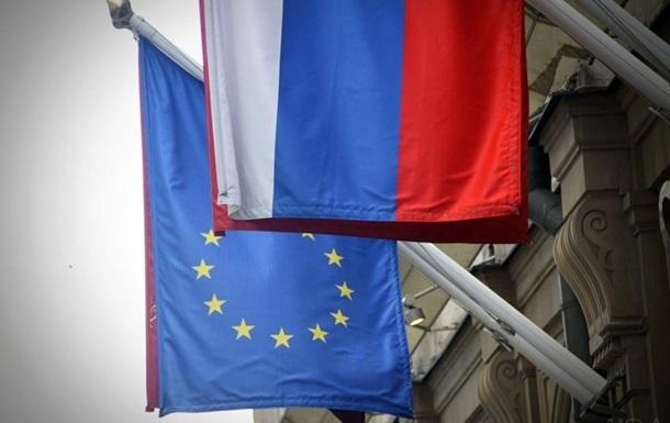 У РФ назвали незаконними санкції ЄС за Навального