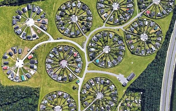 Місто-сад в Данії -  зелене  майбутнє вже настало