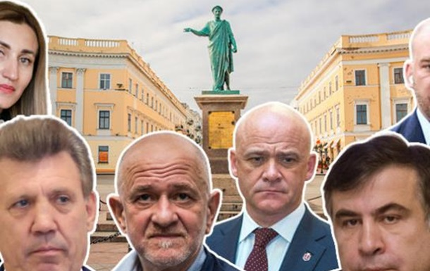 Анализ одесской политической рекламы претендентов на пост мера
