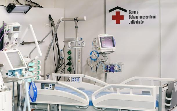 В Германии коронавирус с ИВЛ лечат за €38 тысяч