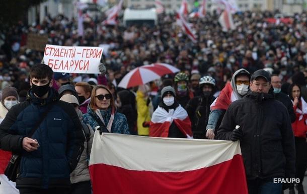 Протесты в Беларуси. Задержали почти 100 человек