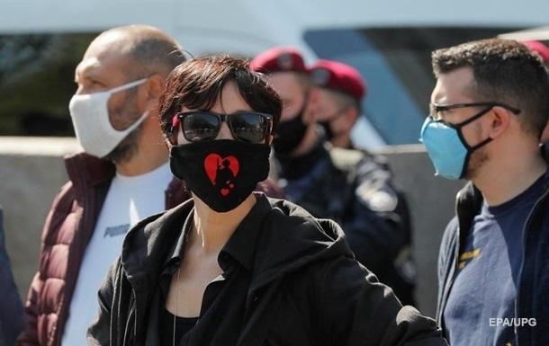 Коронавирус в Украине 19 октября 2020