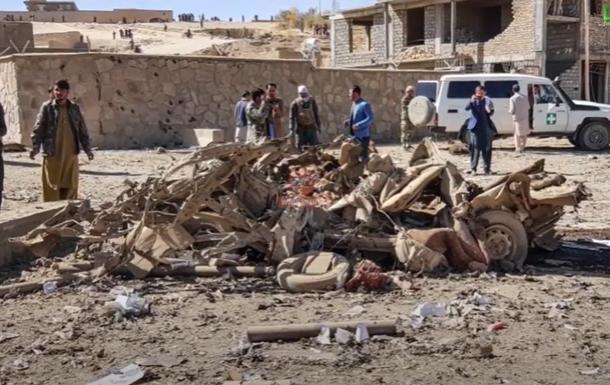 В Афганистане произошел теракт, есть жертвы