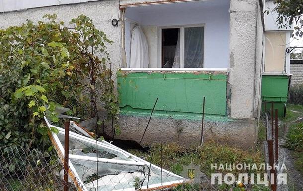 В Хмельницкой области рабочие устроили взрыв в квартире во время ремонта