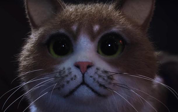 Главным злодеем первого фильма ужасов для кошек стал огурец: видео