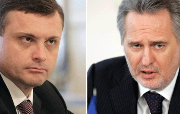 За что Фирташ и Левочкин организовали Януковичу Майдан
