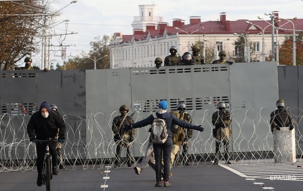Партизанський марш. Продовження кризи в Білорусі
